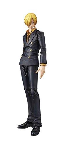 ヴァリアブルアクションヒーローズ ONE PIECE サンジ 約180mm PVC&ABS製 塗装済み可動フィギュア
