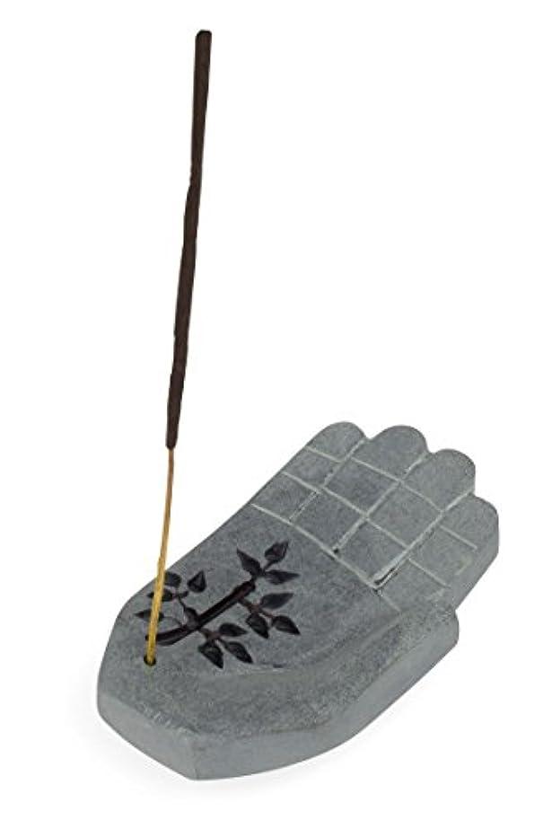 顧問眠いです嫉妬香炉に' Peace Hand Incense Holder '