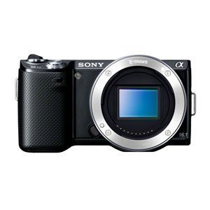 ソニー SONY デジタル一眼カメラ α NEX-5N ボディ ブラック NEX-5N/B