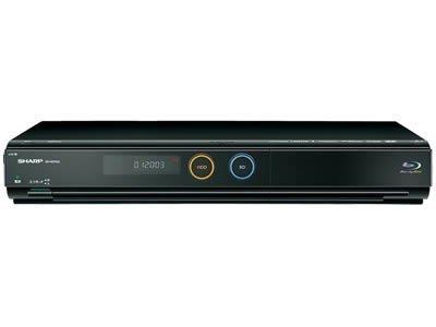 シャープ 320GB 2チューナー ブルーレイレコーダー AQUOS BD-HDW32