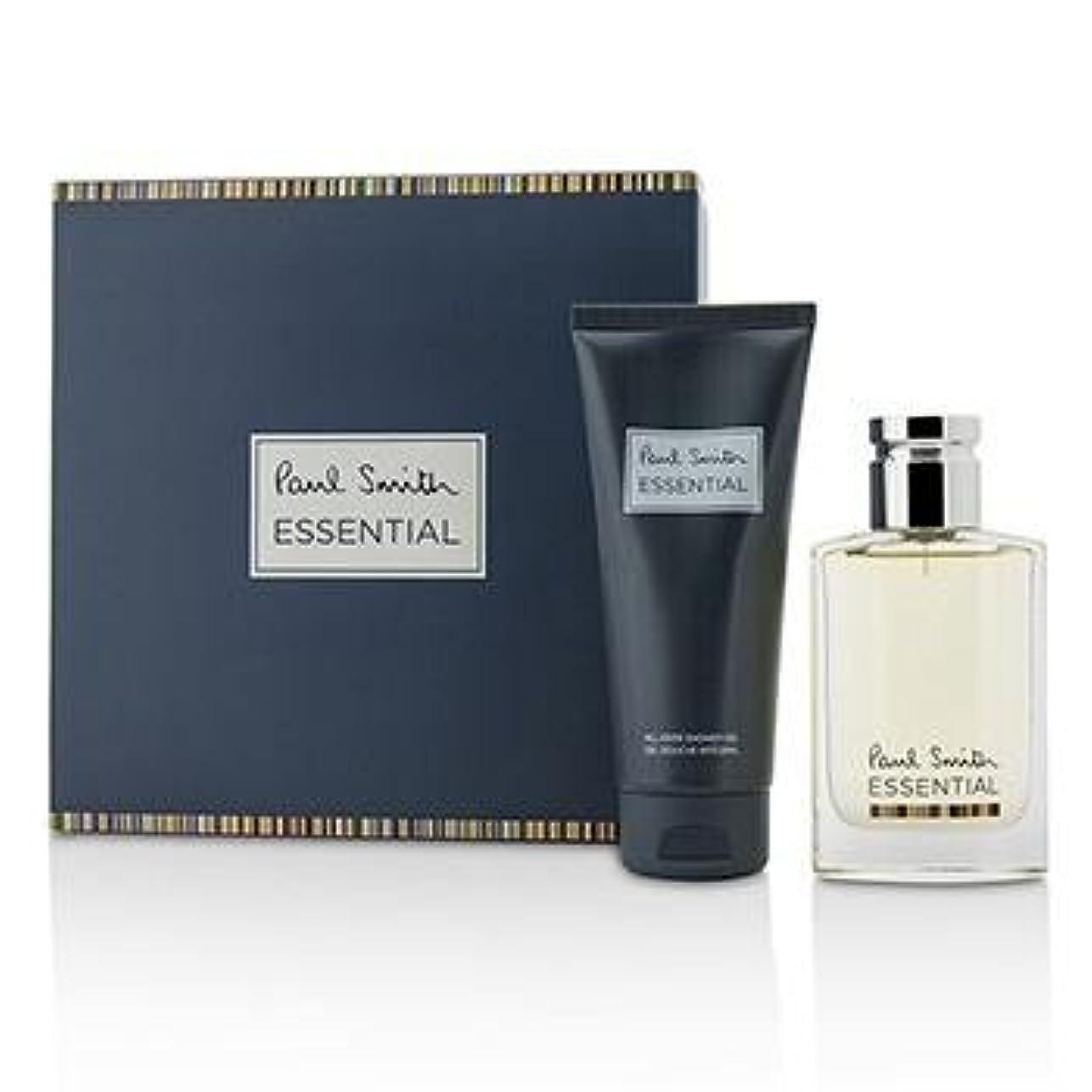 スピン味付け指紋Paul Smith - Essential Gift Set EDT 50ml 1.7fl.oz + Shower Gel 100ml 3.3fl.oz