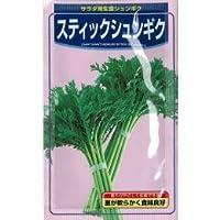 春菊 種 スティックシュンギク 小袋(約1dl)