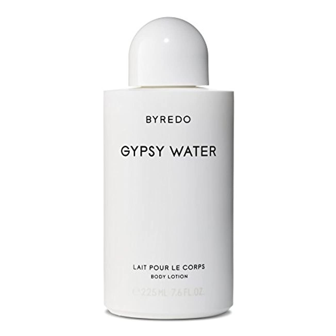 エスカレートポルティコ構造Byredo Gypsy Water Body Lotion 225ml - ジプシー水ボディローション225ミリリットル [並行輸入品]