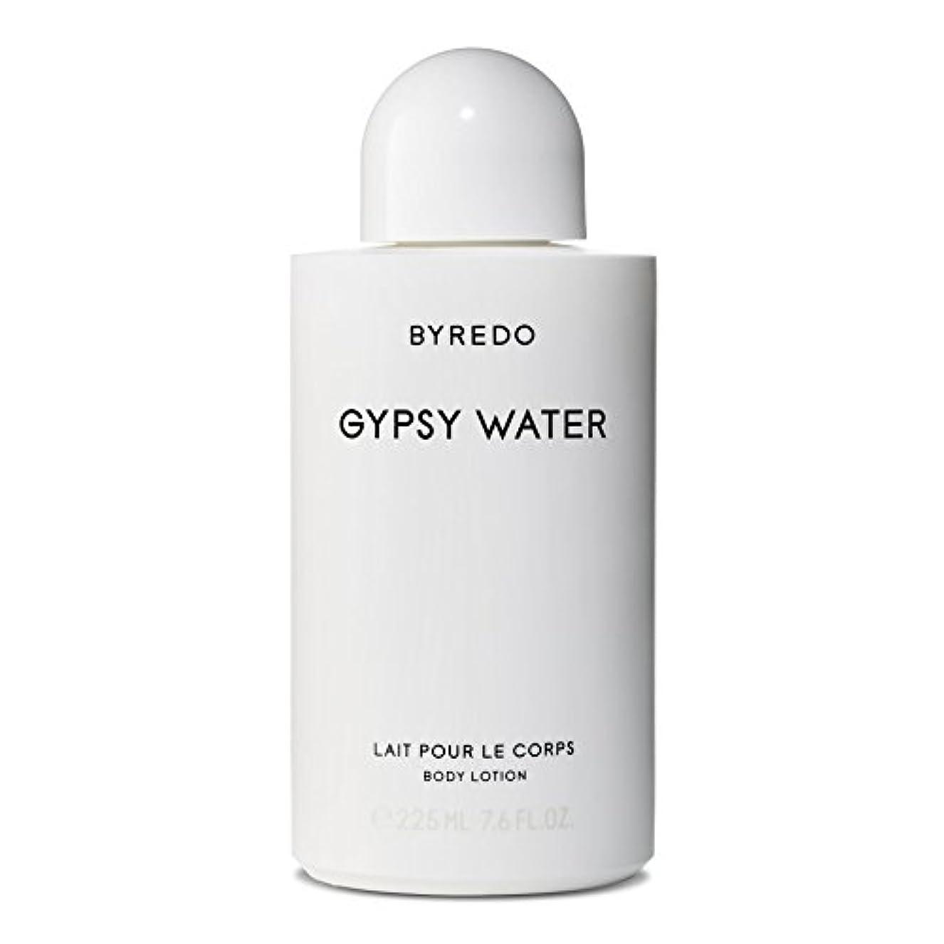 株式会社インデックス早いByredo Gypsy Water Body Lotion 225ml - ジプシー水ボディローション225ミリリットル [並行輸入品]