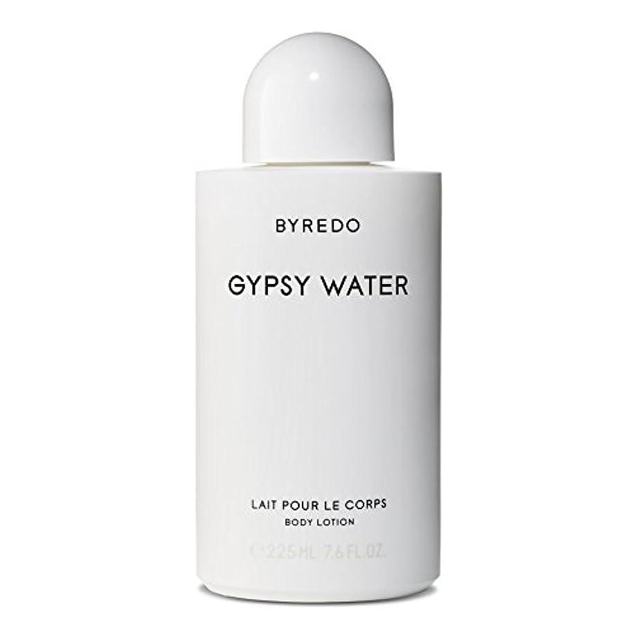 デュアル啓示感謝しているByredo Gypsy Water Body Lotion 225ml - ジプシー水ボディローション225ミリリットル [並行輸入品]