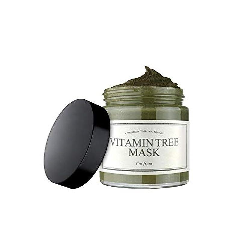 考古学者ループ約設定[I'M FROM] Vitamin Tree Mask [並行輸入品]