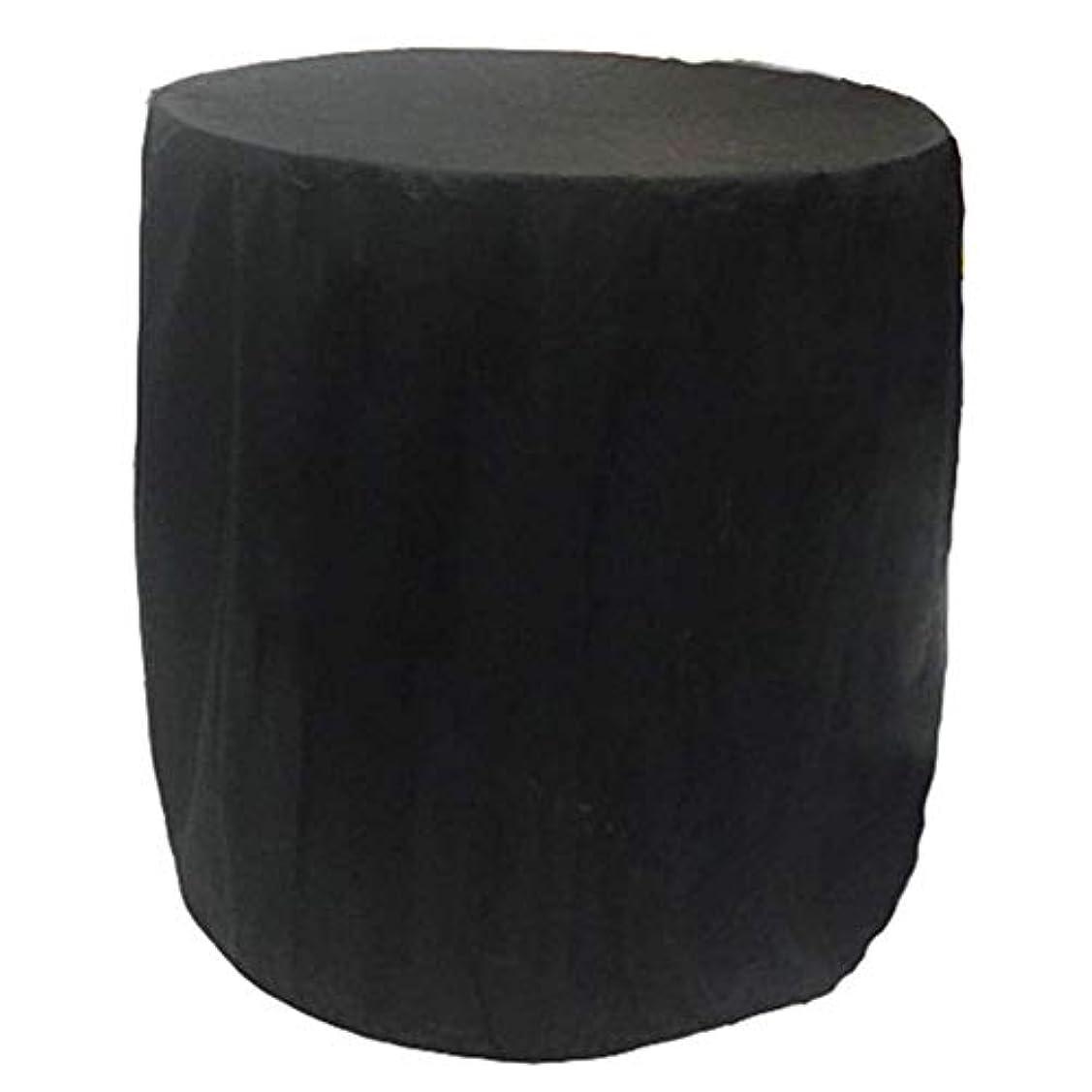 拒否敬礼昇る12J-weihuiwangluo 屋外の丸いオーブンカバー防水ダストカバーレインカバー?屋外防水シート (Color : ブラック, サイズ : Diameter 70cm high 70cm)