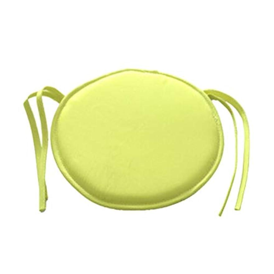 複雑でない雄弁家優れたLIFE ホット販売ラウンドチェアクッション屋内ポップパティオオフィスチェアシートパッドネクタイスクエアガーデンキッチンダイニングクッション クッション 椅子