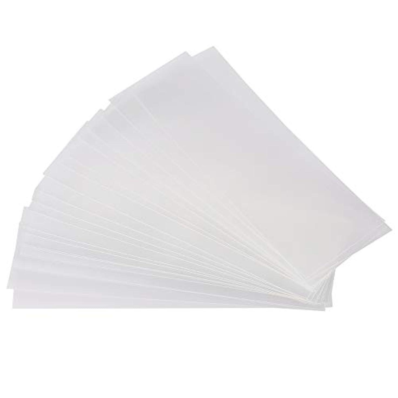 無効にする床安西Decdeal ヘアカラーダイペーパー 20PCS ヘアカラーリング 染色ハイライトツール プラスチック ヘアダイペーパーセット 二重層透明