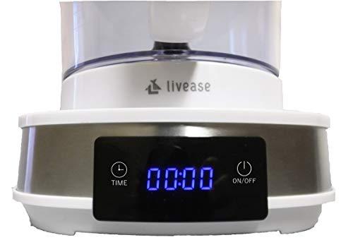 Livease(リヴィーズ)『電動水出しコーヒーメーカー(CB-011W)』