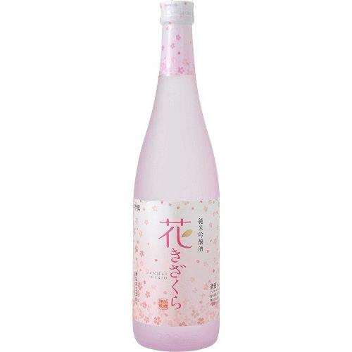 黄桜 花きざくら 純米吟醸 720ml [京都府/甘口]