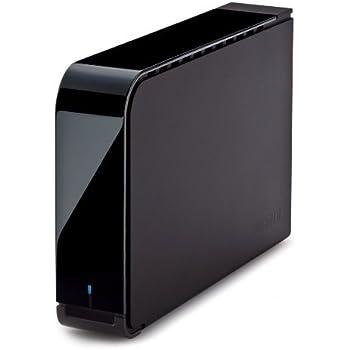 BUFFALO USB3.0用 【Wii U動作確認済み】 外付けハードディスク 2TB HD-LB2.0TU3J