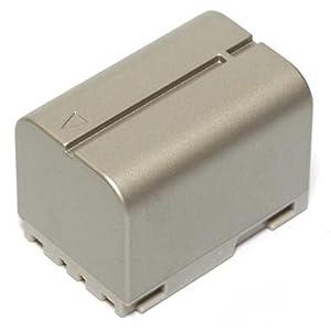 MyBattery HQ+ JVC BN-V416互換バッテリー【シルバー】 MBH-BN-V416 Silver Plus