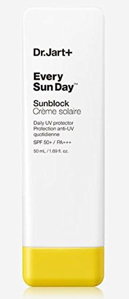 衣装いくつかの幻想的[Dr.Jart+] Every Sun Day Sunblock 50ml/エブリサンデー サンブロッククリーム 50ml/SPF50+/PA+++ [並行輸入品]