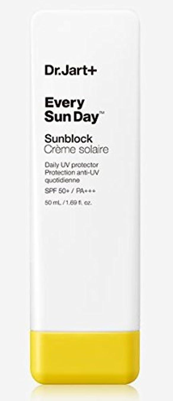 中央値繁栄セミナー[Dr.Jart+] Every Sun Day Sunblock 50ml/エブリサンデー サンブロッククリーム 50ml/SPF50+/PA+++ [並行輸入品]
