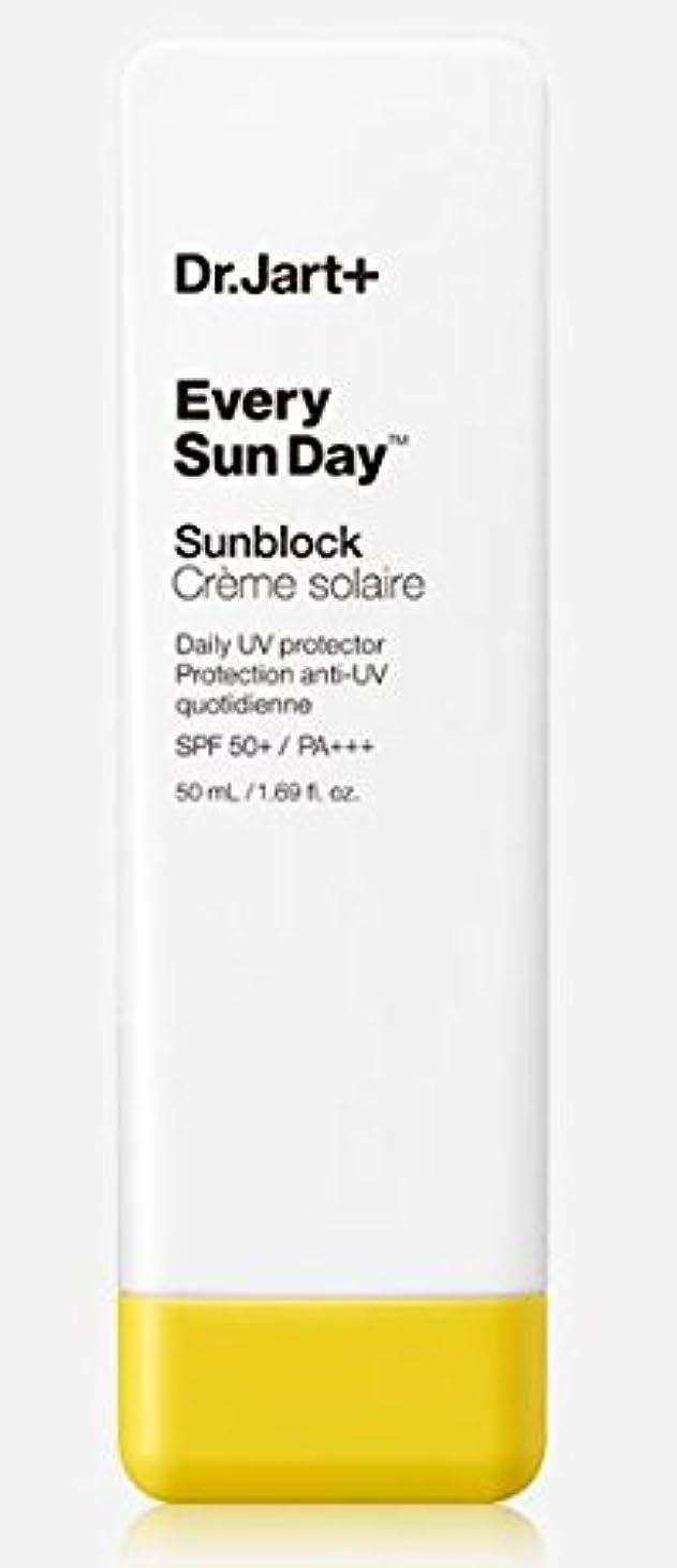 毛皮篭ブラシ[Dr.Jart+] Every Sun Day Sunblock 50ml/エブリサンデー サンブロッククリーム 50ml/SPF50+/PA+++ [並行輸入品]