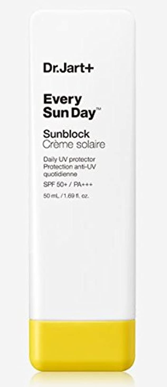 発見する非行承知しました[Dr.Jart+] Every Sun Day Sunblock 50ml/エブリサンデー サンブロッククリーム 50ml/SPF50+/PA+++ [並行輸入品]