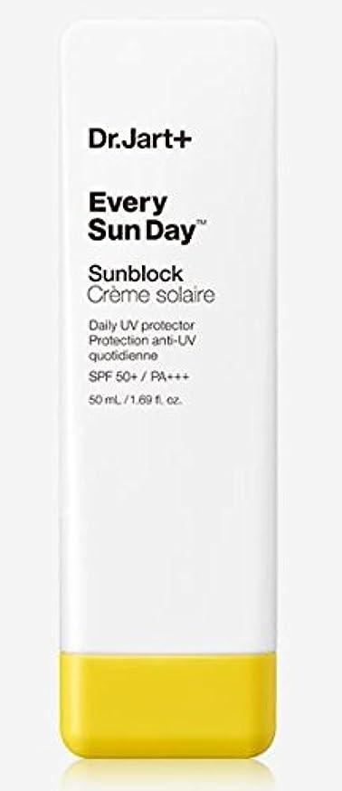 確保する白鳥氏[Dr.Jart+] Every Sun Day Sunblock 50ml/エブリサンデー サンブロッククリーム 50ml/SPF50+/PA+++ [並行輸入品]