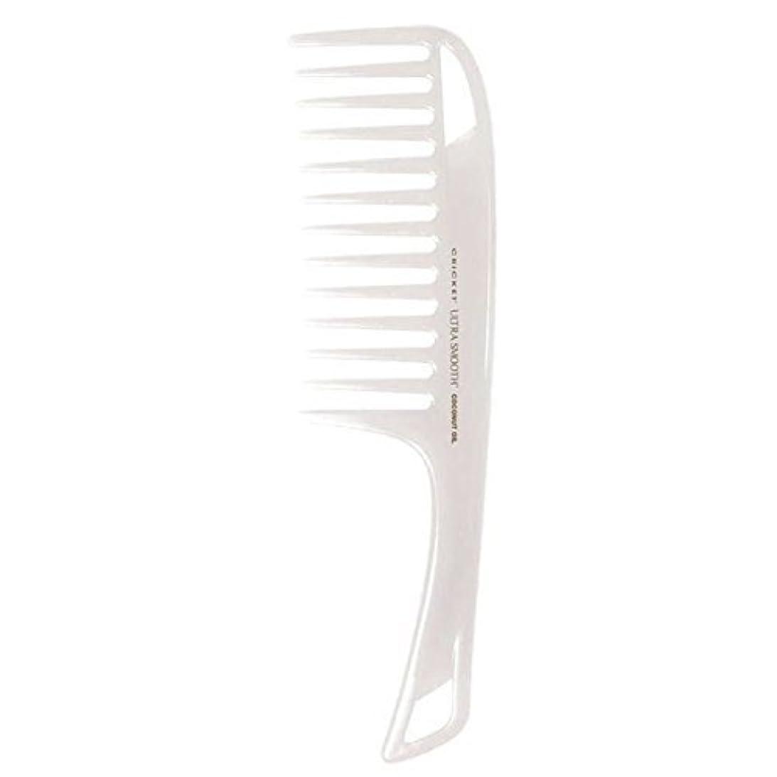これまで組み込むメディカルCricket Ultra Smooth Coconut Detangler Comb [並行輸入品]