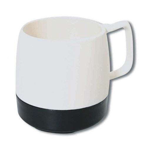 ダイネックス DINEX 8oz Mug 2TONE [ オフホワイト×ブラック ]