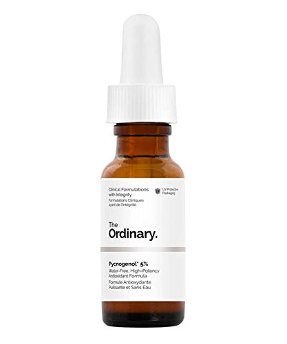 応じるつま先シャーThe Ordinary Pycnogenol 5% 15ml