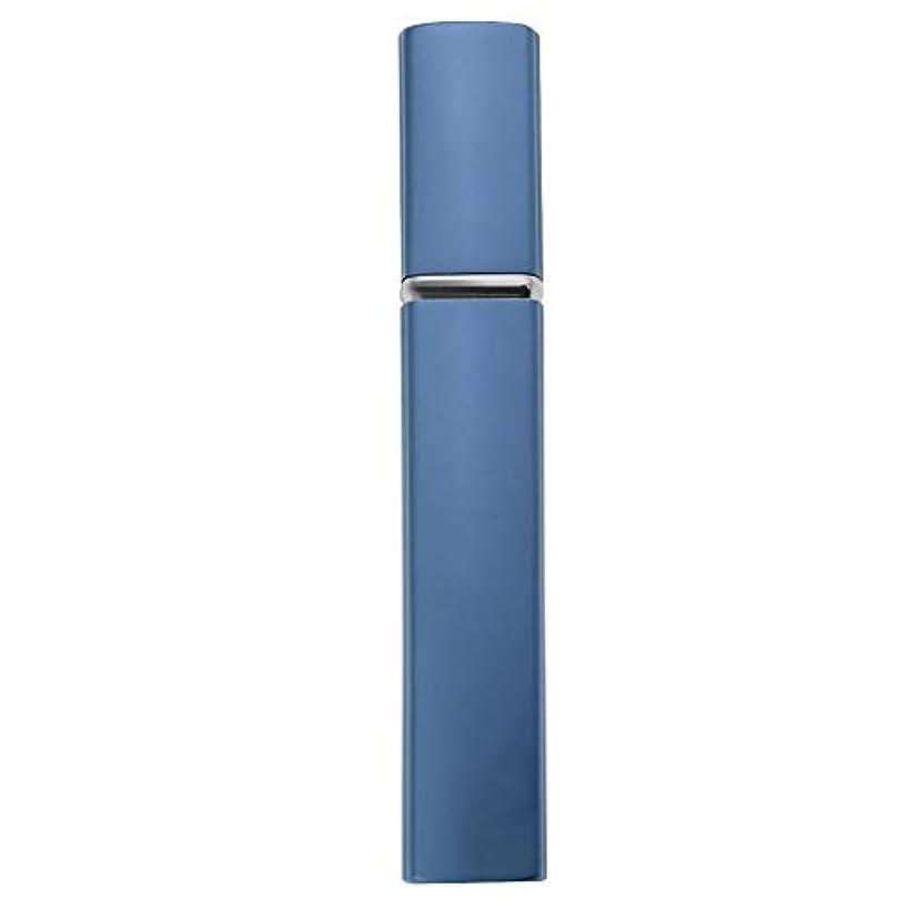 こんにちはタブレット孤児旅行携帯用 軽量 詰め替え 10ml 香水瓶 噴霧器 化粧水用瓶 ボトル アトマイザー スプレー ケース 6色(01#)