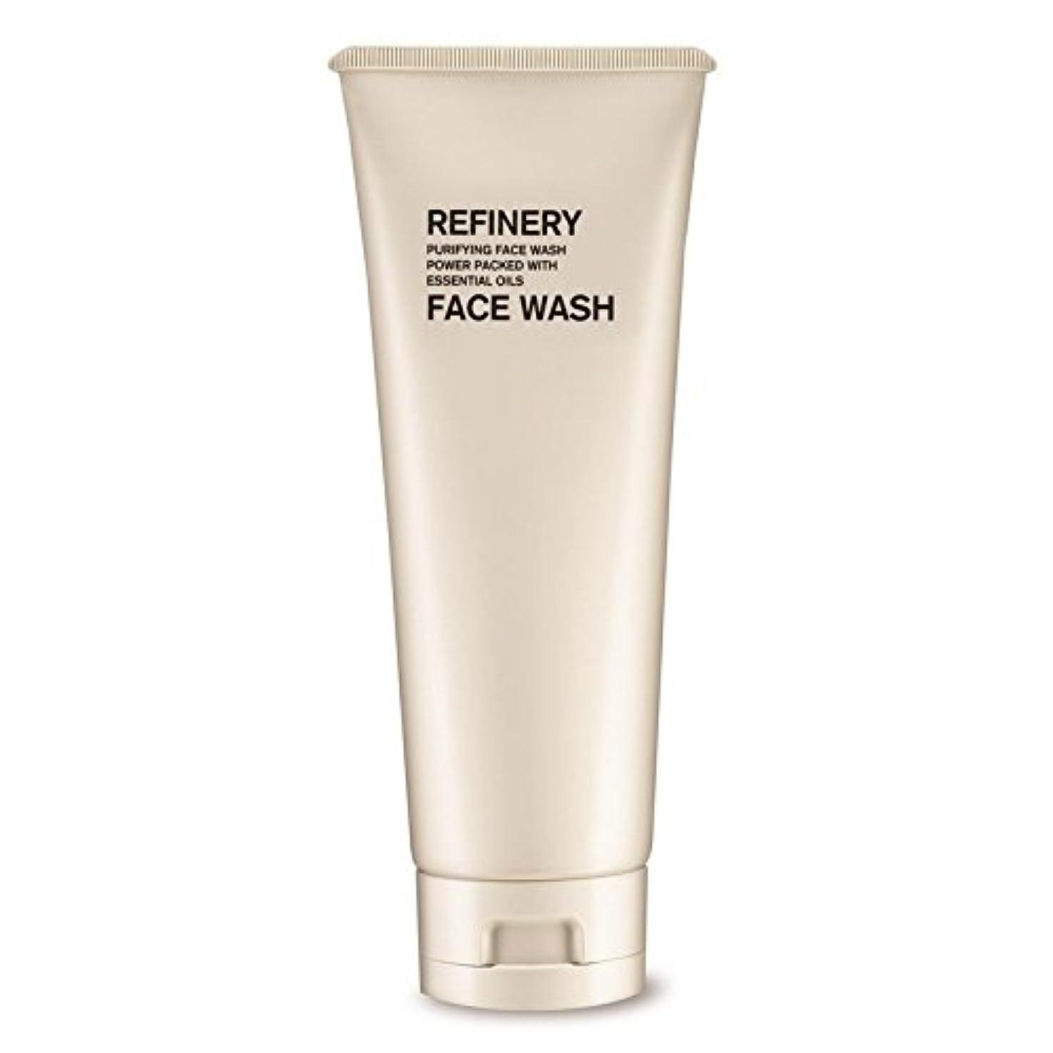優雅ドラマ努力The Refinery Face Wash 100ml (Pack of 6) - 製油所洗顔の100ミリリットル x6 [並行輸入品]