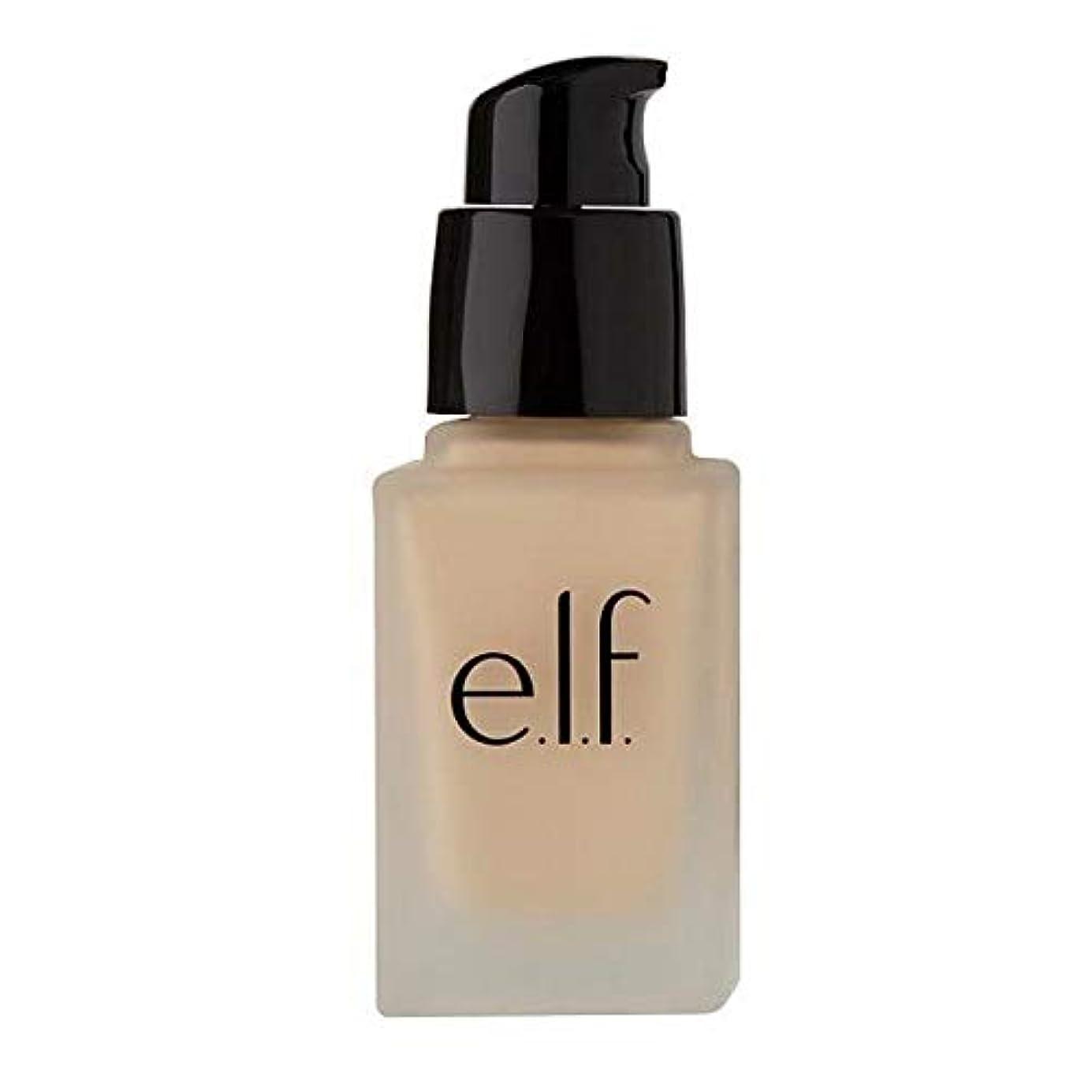 何かそれらクランシー[Elf ] エルフ。完璧な土台ライトアイボリー - e.l.f. Flawless Foundation Light Ivory [並行輸入品]