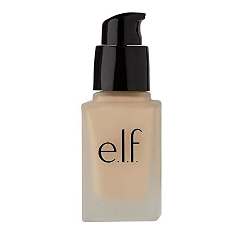 スカリー一生アプローチ[Elf ] エルフ。完璧な土台ライトアイボリー - e.l.f. Flawless Foundation Light Ivory [並行輸入品]