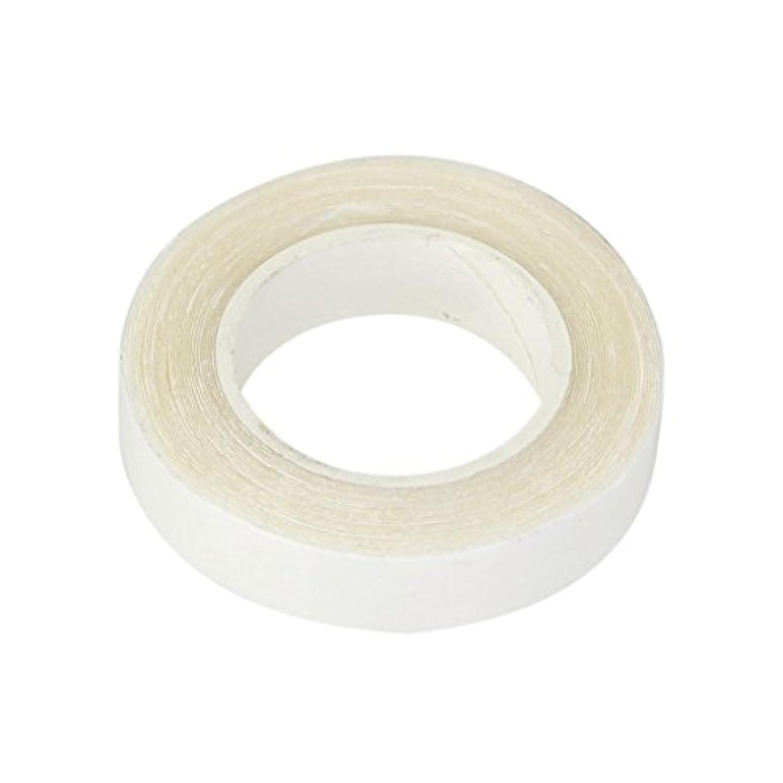 腹接続されたアコードSitrda かつら粘着テープ ダブルテーピングヘアエクステンション用両面接着テープウィッグ接着剤3mx1cm