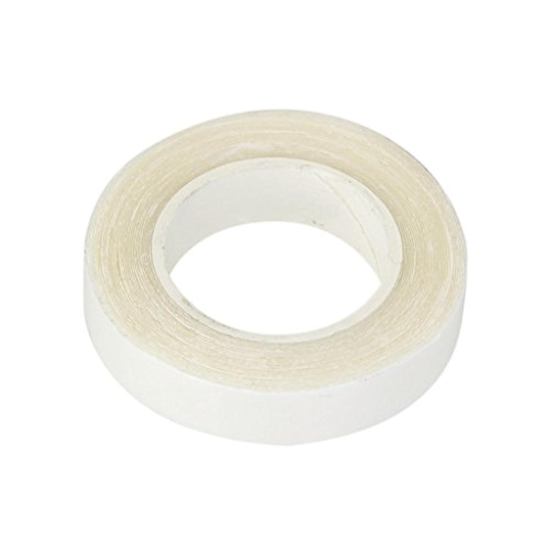 批判的にバー好意的Sitrda かつら粘着テープ ダブルテーピングヘアエクステンション用両面接着テープウィッグ接着剤3mx1cm
