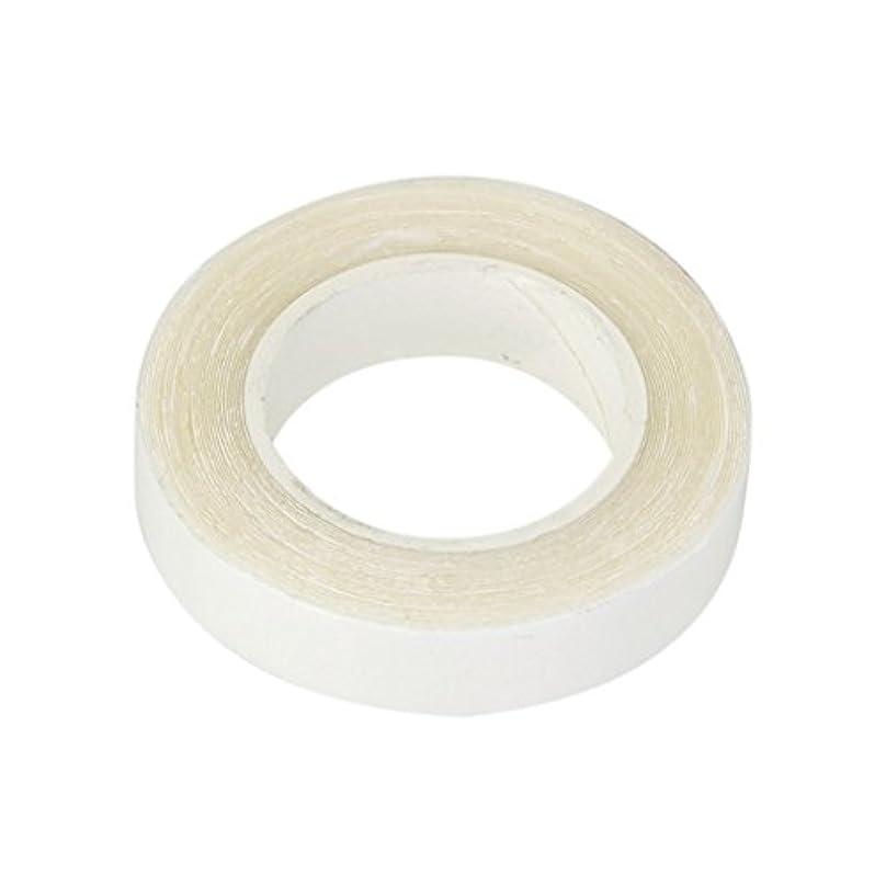 より多いセクタよろしくSitrda かつら粘着テープ ダブルテーピングヘアエクステンション用両面接着テープウィッグ接着剤3mx1cm
