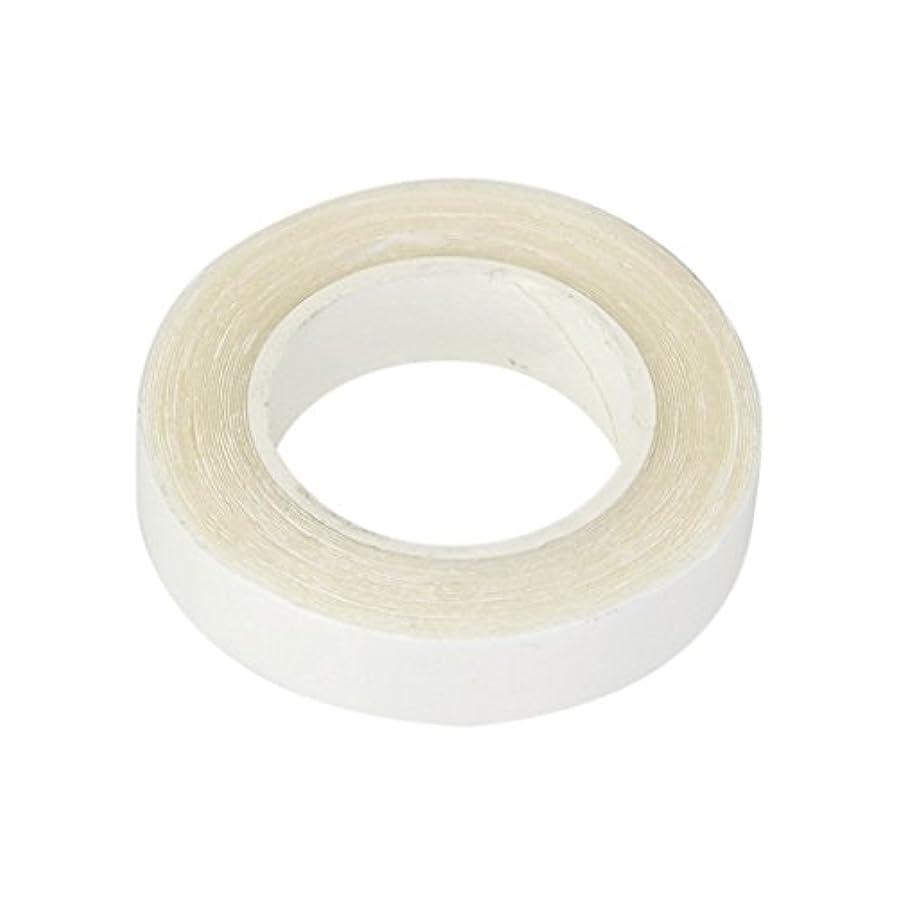 多様なかけがえのないノイズSitrda かつら粘着テープ ダブルテーピングヘアエクステンション用両面接着テープウィッグ接着剤3mx1cm
