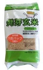 発芽玄米・特別栽培米あきたこまち 120g×5