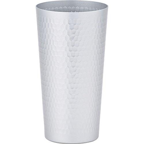 和平フレイズ コップ ビール ジュース アルミカップ ド・キーン 500ml シルバー 超軽量 冷飲料専用 RH-1310