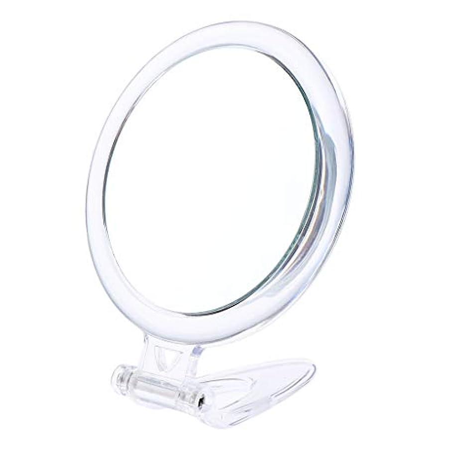 アンプカレンダー正確な耐久性のある10倍拡大化粧鏡寮の洗面所の浴室の化粧鏡