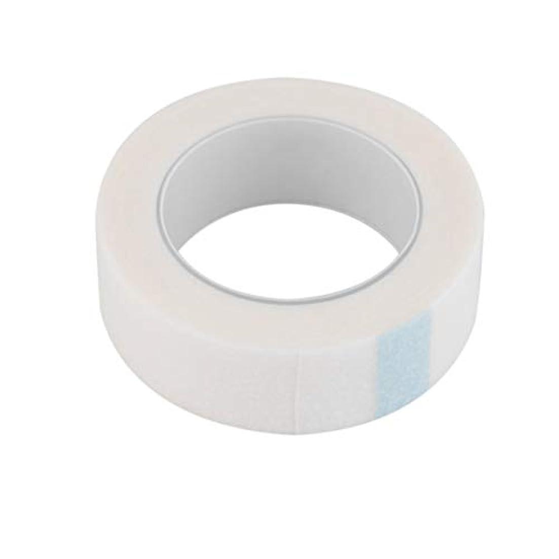 パステルフェザー暴力的なIntercorey 1ロール個々のまつげエクステンションツール供給医療テープ医療まつげエクステンションミクロ孔紙化粧