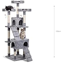 Pawever Pets Cat Scratching Post Tree (Large)