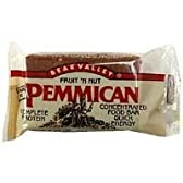 Bear Valley Pemmican Concentrated Food Bar Fruit N Nut, Fruit N Nut 3.75 oz(case of 12) by N/A [並行輸入品]