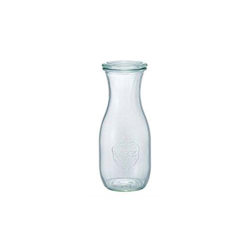 ウェック ジュース ジャー WE-766 1000ml WECK JUICE JAR / フタ:Sサイズ