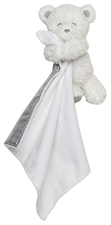 Carters Bear Security Blanket Noサイズアイボリー