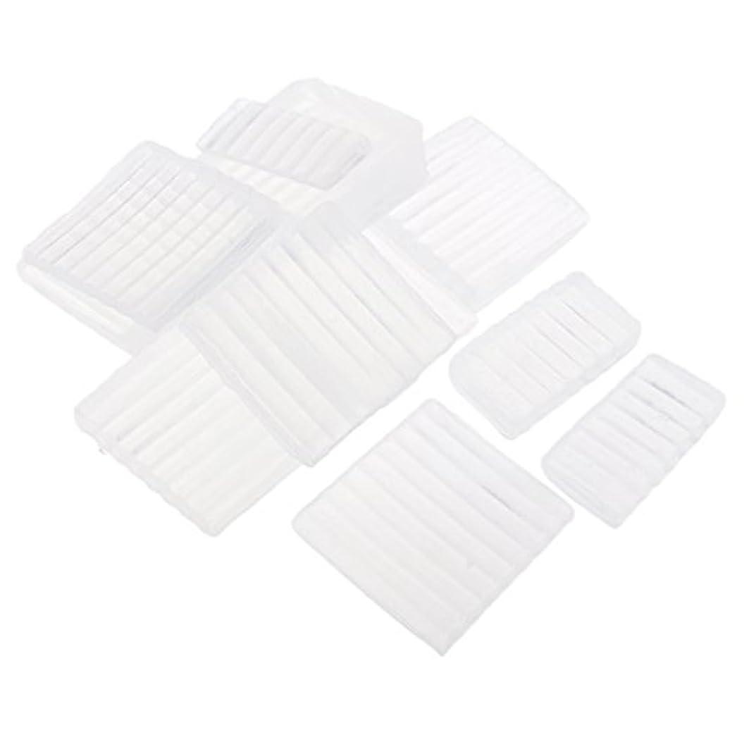 飾る素敵なひいきにするSharplace 透明 石鹸ベース せっけん DIY 手作り 石鹸作り 材料 白い石鹸ベース