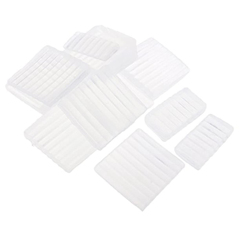 Sharplace 透明 石鹸ベース せっけん DIY 手作り 石鹸作り 材料 白い石鹸ベース