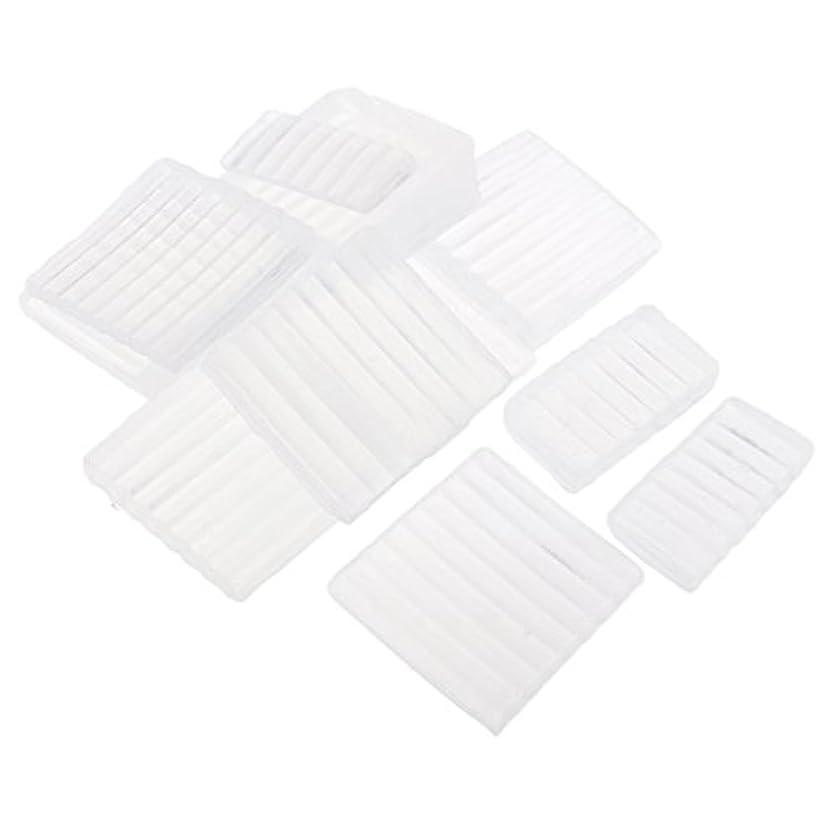 肉腫甘くするプレゼンター透明 石鹸ベース せっけん DIY 手作り 石鹸作り 材料 白い石鹸ベース