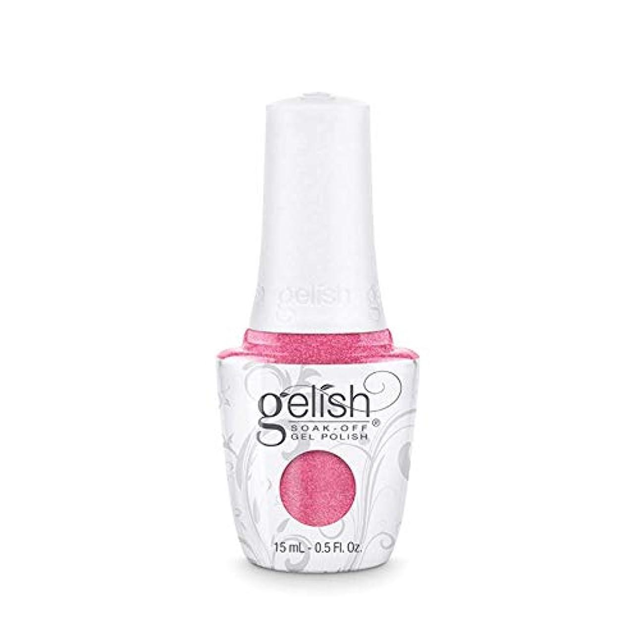 放置ロイヤリティブリッジHarmony Gelish Gel Polish - Tutti Frutti - 0.5oz / 15ml