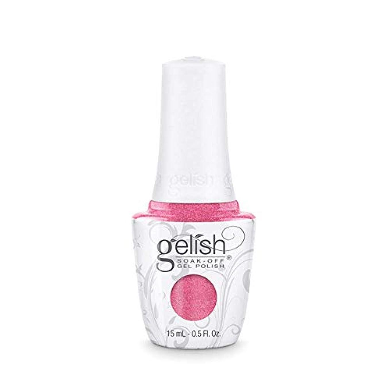 ハシー省略するヘアHarmony Gelish Gel Polish - Tutti Frutti - 0.5oz / 15ml