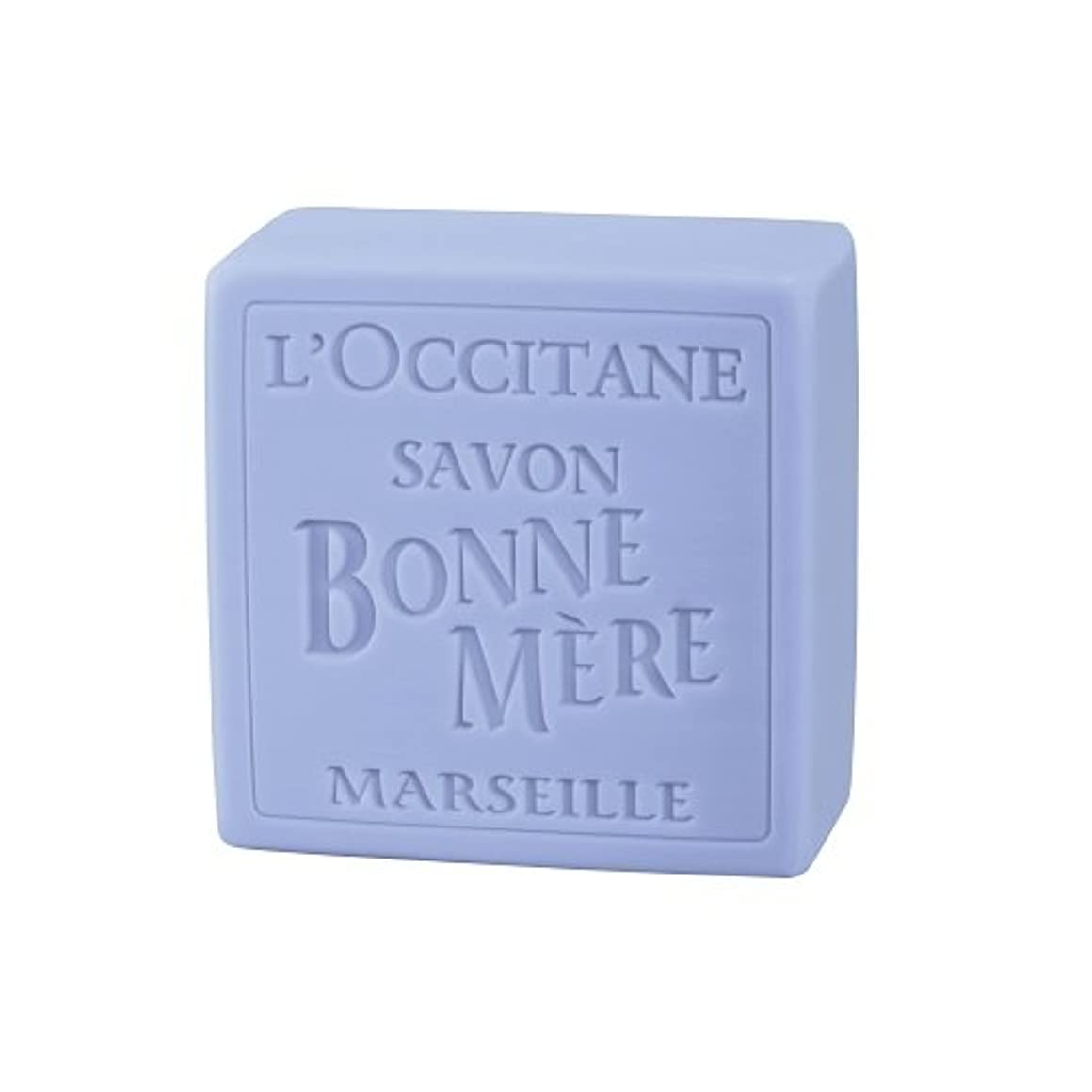 幅入浴プレミアムロクシタン(L'OCCITANE) ボンメールソープ ラベンダー 100g