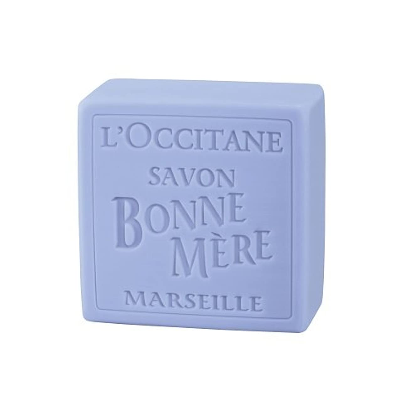 すぐに連鎖異邦人ロクシタン(L'OCCITANE) ボンメールソープ ラベンダー 100g