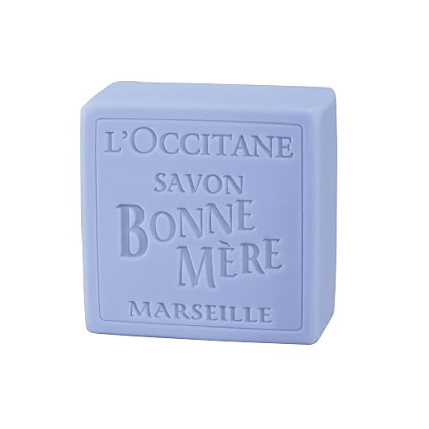 を必要としていますスクランブル酸化物ロクシタン(L'OCCITANE) ボンメールソープ ラベンダー 100g