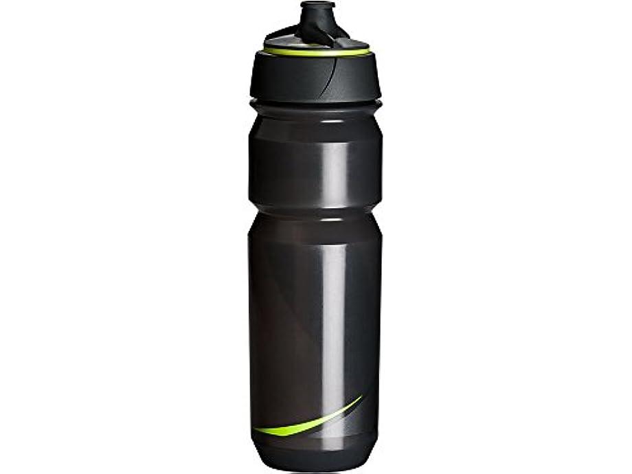 相対サイズレキシコンドナウ川TACX(タックス) SHANTI TWIST SMOKE (シャンティ ツイスト スモーク) イエロー 750cc ボトル